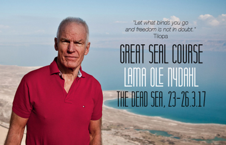 Great seal course with Lama Ole Nydahl in Israel 23 – 26 March 2017