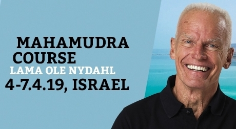 """Great Seal"" course with Lama Ole Nydahl! 4-7.04.19"